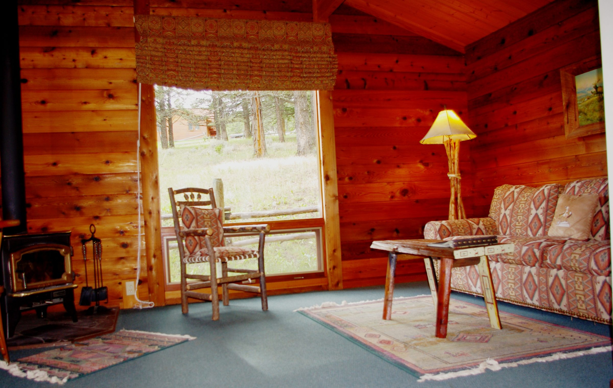 Indian Cabin 2010